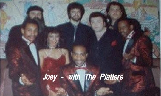 Joey, With the Platters